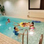 Luksusmökin uima-allas 1