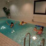 Luksusmökin uima-allas 2