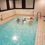 Luksusmökin uima-allas 3