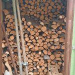 Penäjän mökin puuliiteri